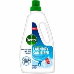 Dettol After Detergent Wash Liquid Laundry Sanitizer, Fresh Linen – 960ml