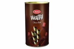 Dukes Waffy Rolls Tin – Chocolate, 300 g