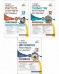 11 Years CBSE Board Class 12 Physics, Chemistry, Mathematics Skill-wise & Chapter-wise Solved Papers (2008 – 18) with 3 Sample Papers 5th Edition  (English, Paperback, Dr. O. P. Agarwal, Er. Deepak Agarwal, Shipra Agarwal)