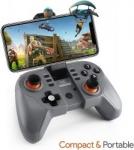 Amkette Evo Bluetooth Gamepad Go for Android Smartphones (Black-Grey)