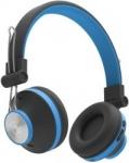 Ant Audio Treble H82 On-Ear Bluetooth Wireless Headphones with Mic (Blue)