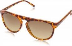 Fastrack UV Protected Aviator Men's Sunglasses (P345BR2|64|Brown Color