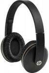 HP 2ZW81AA Bluetooth Wireless Headset (Black)