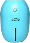 Maxbell Aroma Diffuser New Mini USB Lemon Ultrasonic Humidifier Portable LED Light for Home Office Car 180 ML (Blue)