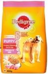 Pedigree Puppy Dry Dog Food, Chicken and Milk, 400g Pack