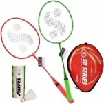 Silver's Junior JB-190 COMBO2 Badminton Kit