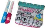 Simba Color Me Mine Glitter Couture Travel Purse