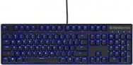 SteelSeries Apex M500, Gaming Keyboard, Mechanical, Cherry MX Red, Blue Backlit, (PC/Mac) – UK Layout