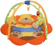 Sunbaby Zoo Lion Playmat (Multicolor)