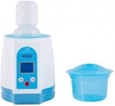 Tollyjoy IQ LCD Baby Food & Bottle Warmer (Blue/White)